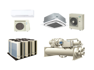 Air Conditioning Equipment Related